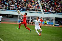延边长白山队2:0武汉卓尔