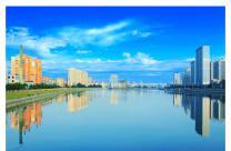 布尔哈通河晨景