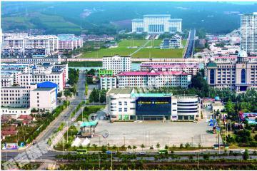 延吉国际会展 艺术中心