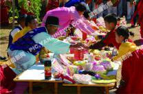 朝鲜族花甲寿宴