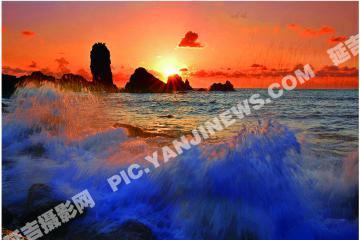韩国东海岸